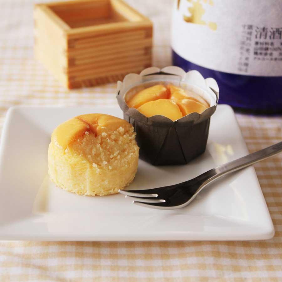 チーズケーキ醍醐の花(プレーン)5個入