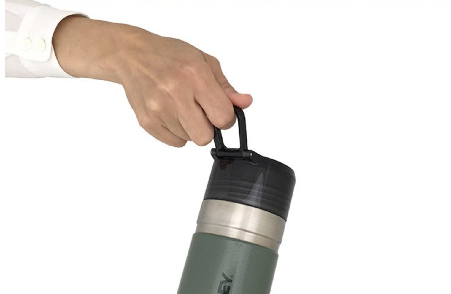STANLEYスタンレー GO SERIESゴーシリーズ真空ボトル0.47Lブルー09541-009 スタンレー水筒のエントリーモデルにおすすめ