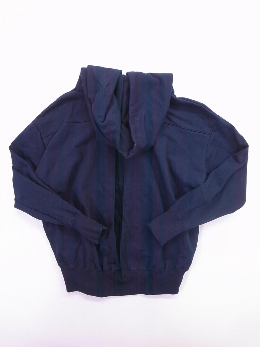 MITTERNACHT(ミターナット)ボリュームパーカー 長袖 紺 レディース Aランク F [委託倉庫から出荷]