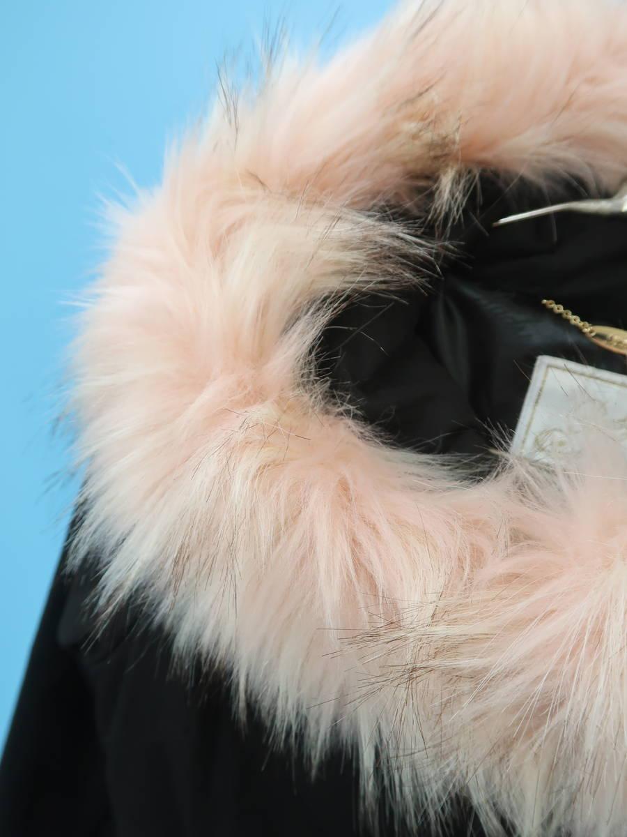【送料無料】Rady(レディー)ショートMA-1 長袖 ピンク/黒 レディース Aランク M [委託倉庫から出荷]
