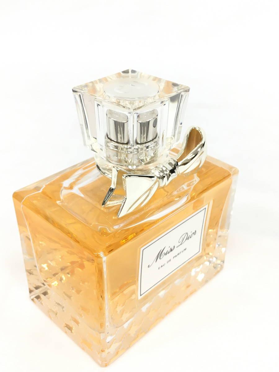 Dior(ディオール)Miss Dior EAU DE PARFUM  レディース Aランク 100ml [委託倉庫から出荷]