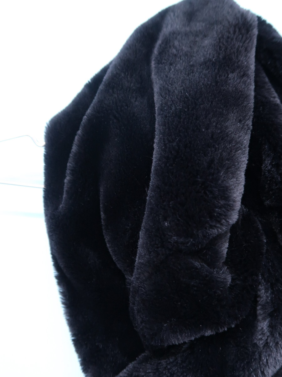 Rady(レディー)フェイクファースヌード 黒 レディース Aランク F [委託倉庫から出荷]