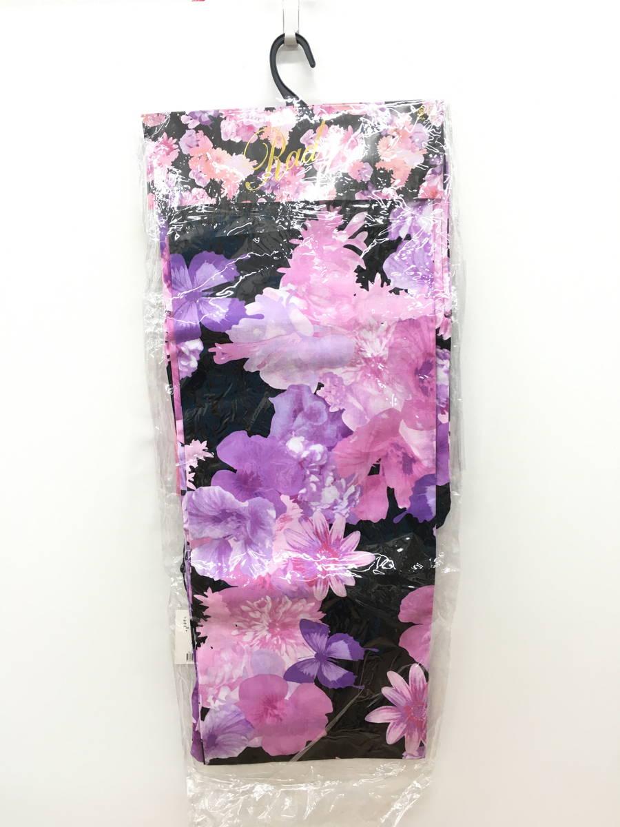 Rady(レディー)トロピカルフラワー浴衣セット 黒/ピンク レディース 新品 F [委託倉庫から出荷]