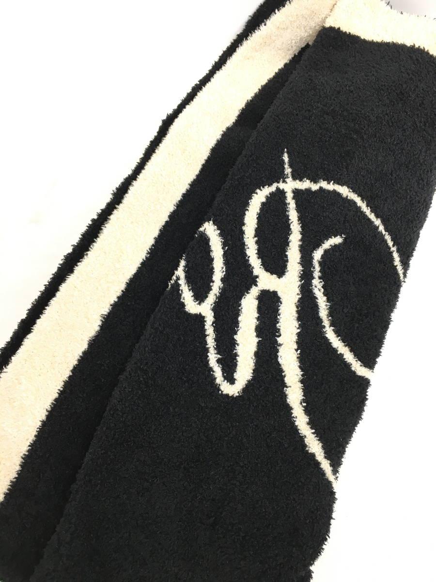 Rady(レディー)カシミヤタッチブランケット 黒/白 レディース Aランク F [委託倉庫から出荷]