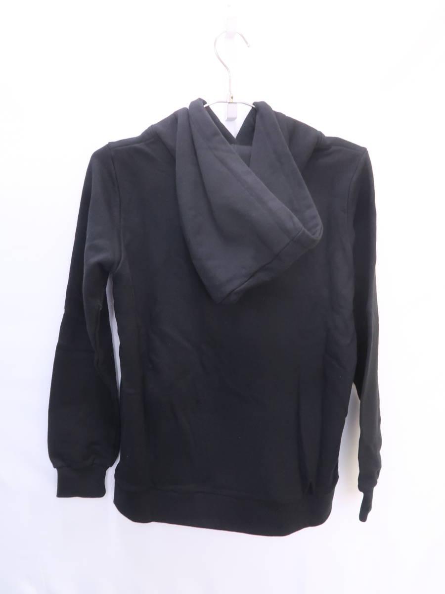 EmiriaWiz(エミリアウィズ)バービーフードプルオーバー 長袖 黒 レディース 新品 S