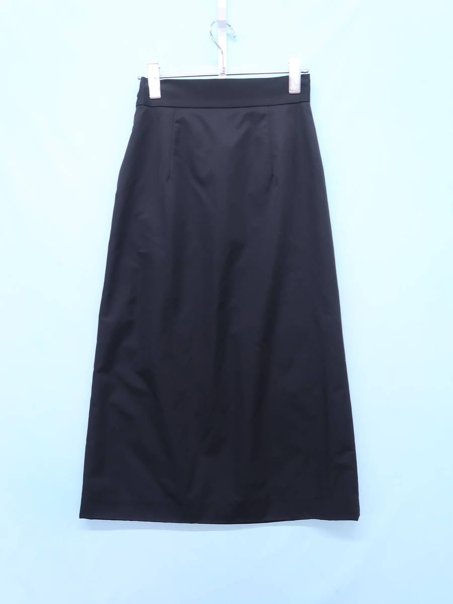 eimy istoire(エイミーイストワール)グラデーションパールスカート 黒 レディース Aランク M