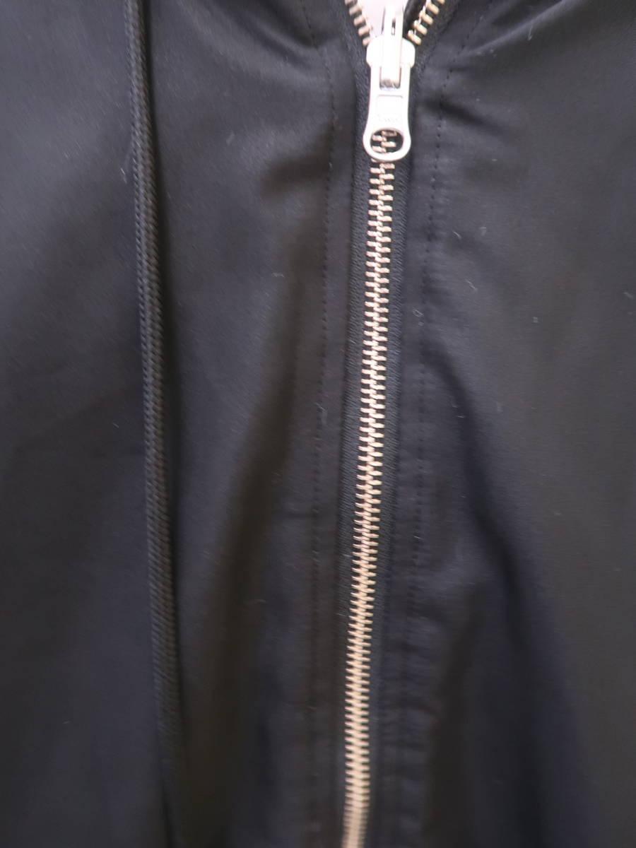 【送料無料】Rirandture(リランドチュール)リバーシブルブルゾン 長袖 黒/白 レディース 新品 1 [委託倉庫から出荷]