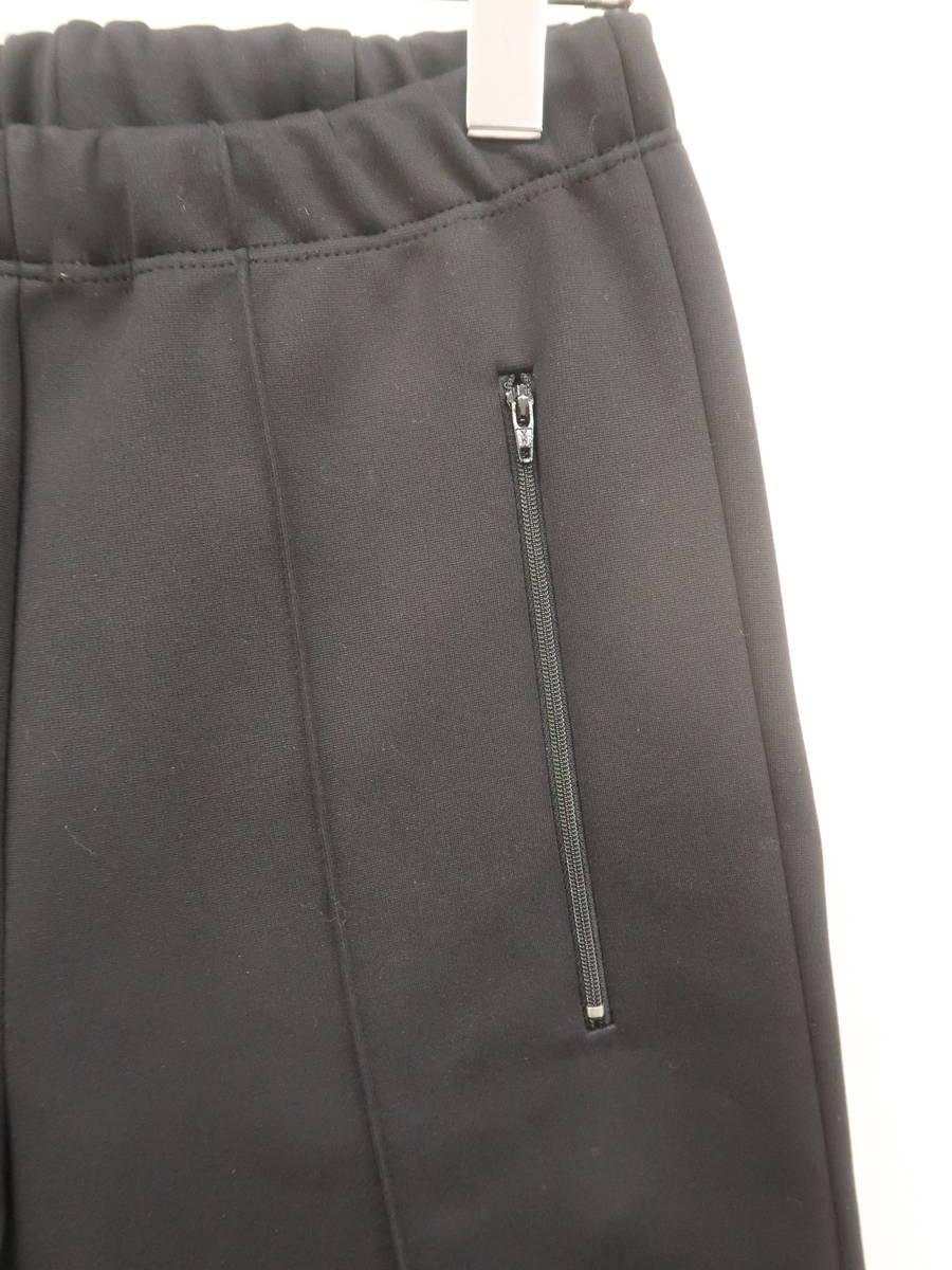 【送料無料】BALENCIAGA(バレンシアガ)ハイウエストトレンカポンチパンツ 黒 レディース Sランク XS [委託倉庫から出荷]