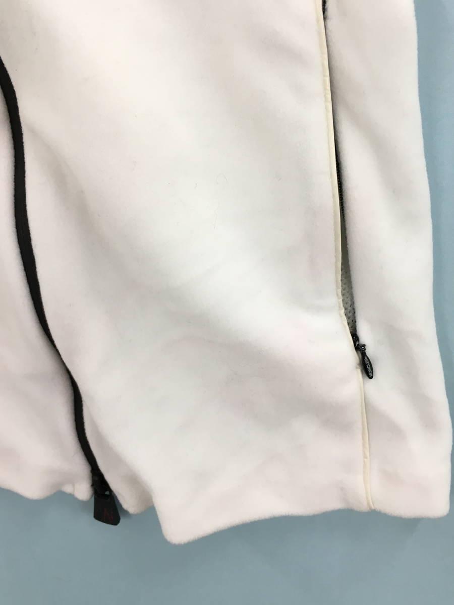 MONCLER(モンクレール)フリースジャケット 長袖 白 レディース Cランク M [委託倉庫から出荷]