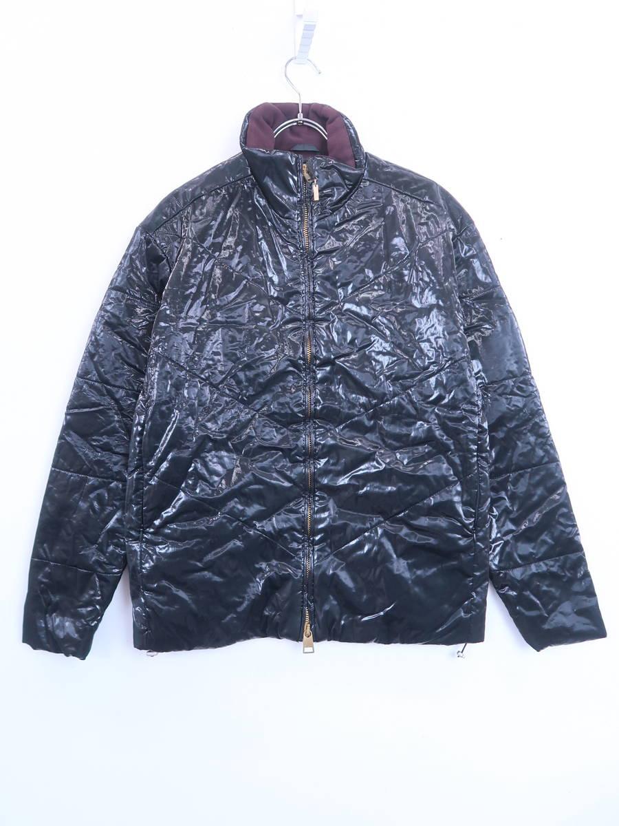 DIESEL(ディーゼル)中綿ブルゾン 長袖 黒 レディース Sランク XXS [委託倉庫から出荷]