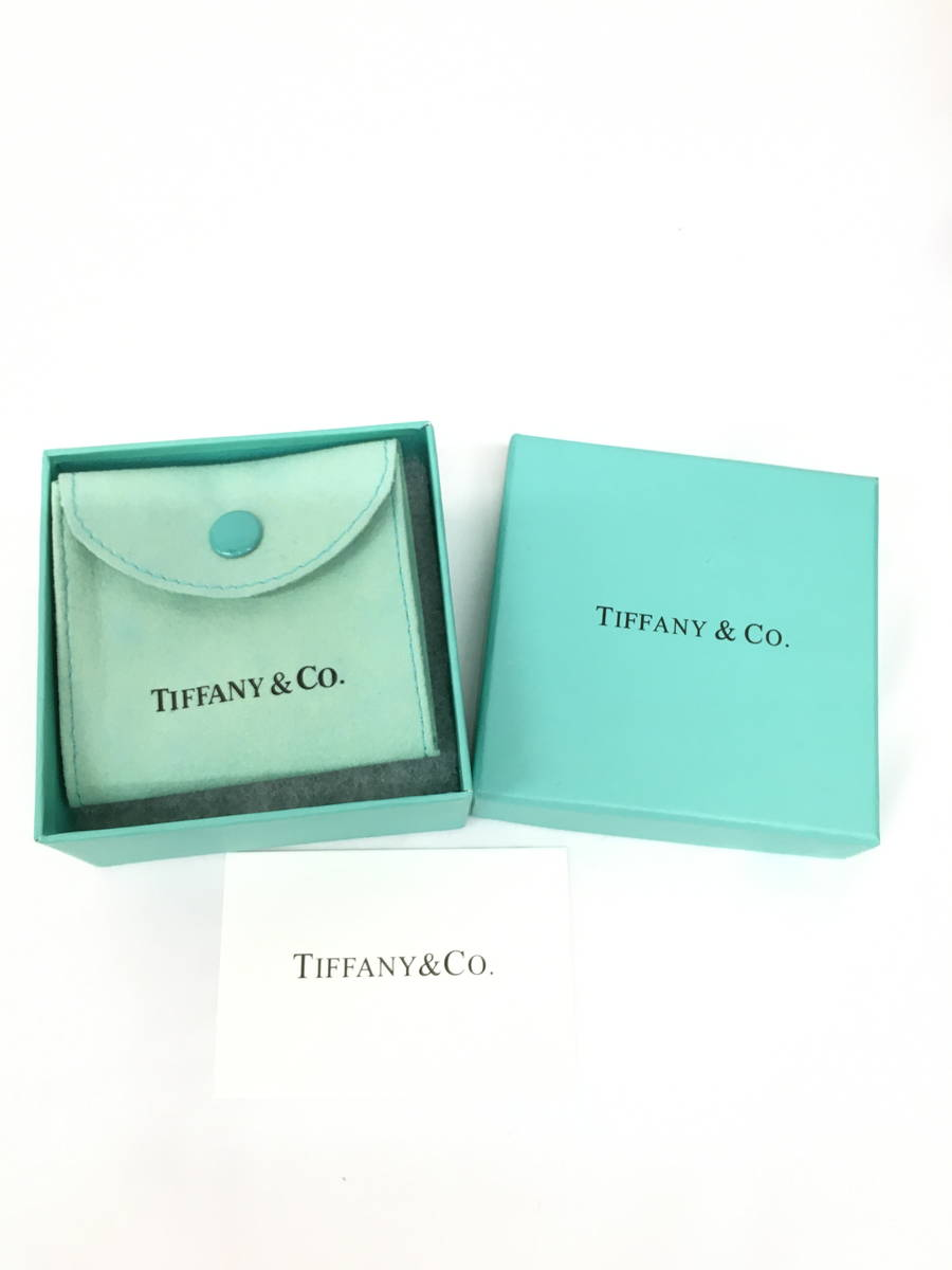 Tiffany&Co.(ティファニー)オープンハートネックレス シルバー レディース Aランク [委託倉庫から出荷]