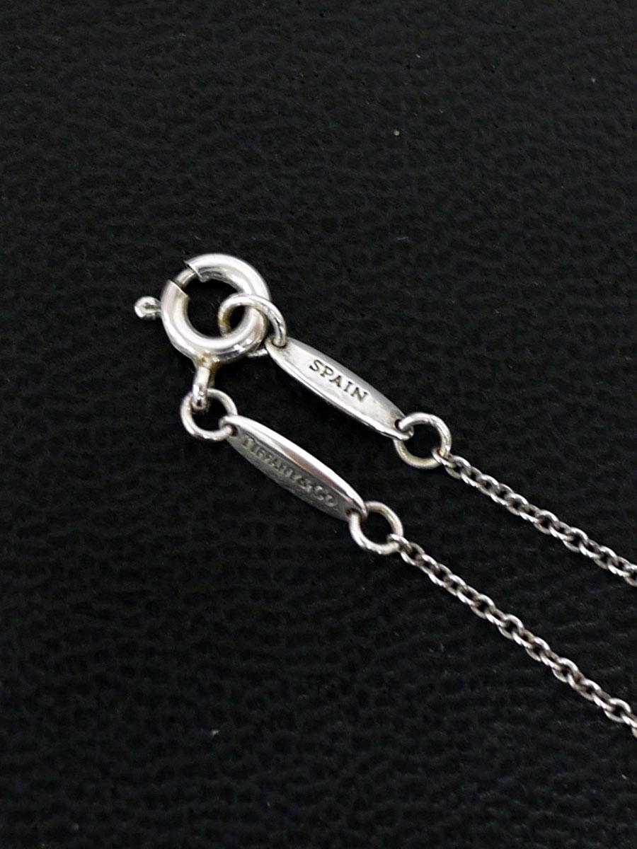 Tiffany&Co.(ティファニー)オープンハートネックレス / SV925 ペンダント シルバー レディース Aランク [当店倉庫から出荷]