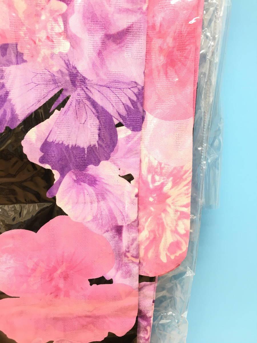 Rady(レディー)トロピカルフラワー浴衣セット 紫/黒 レディース 新品 F [委託倉庫から出荷]