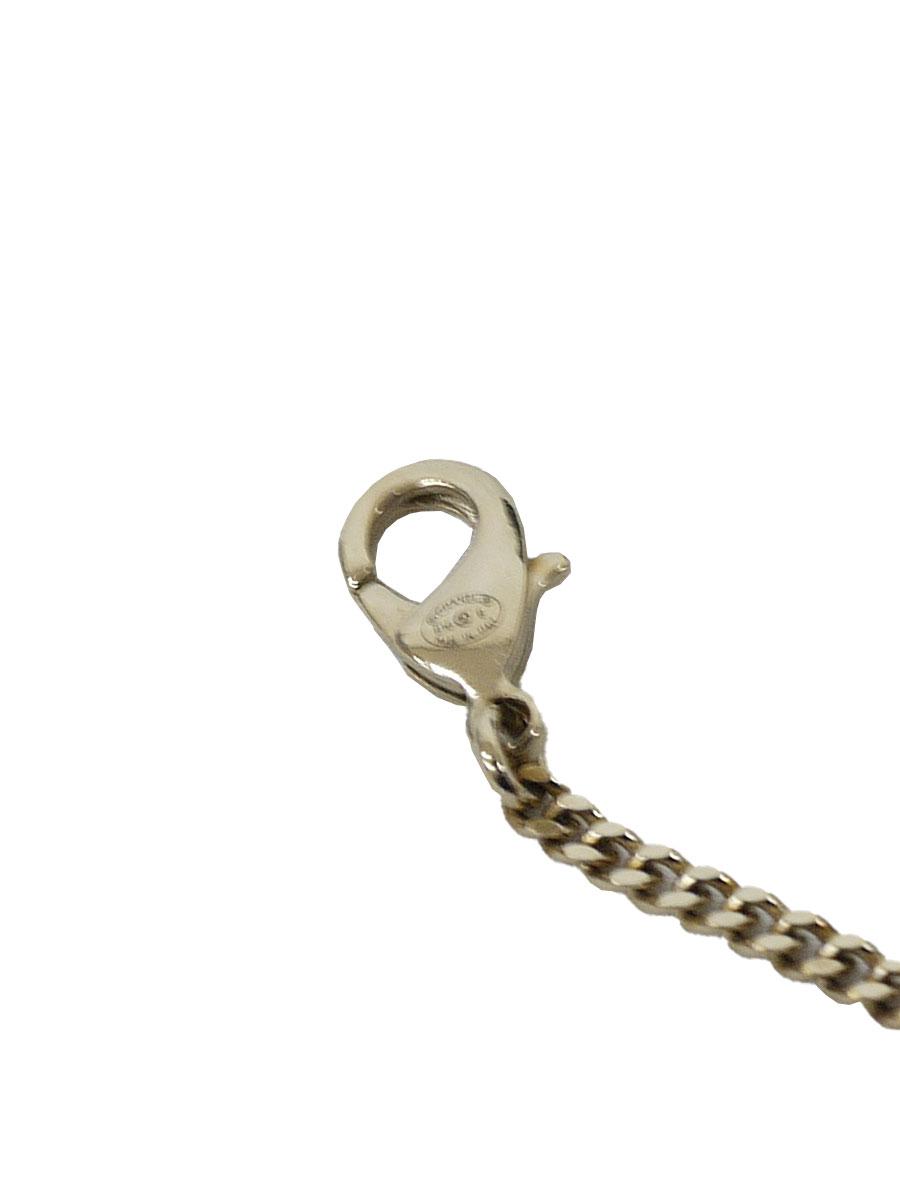 【送料無料】CHANEL(シャネル)ココマーク フェイクパール ネックレス B16B / ゴールドメッキ ペンダント ゴールド レディース Aランク [当店倉庫から出荷]
