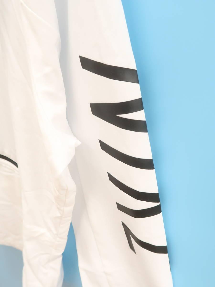 NIKE(ナイキ)ウィメンズフレックスHDウーブンパッカブルジャケット 長袖 白 レディース 新品 M [委託倉庫から出荷]