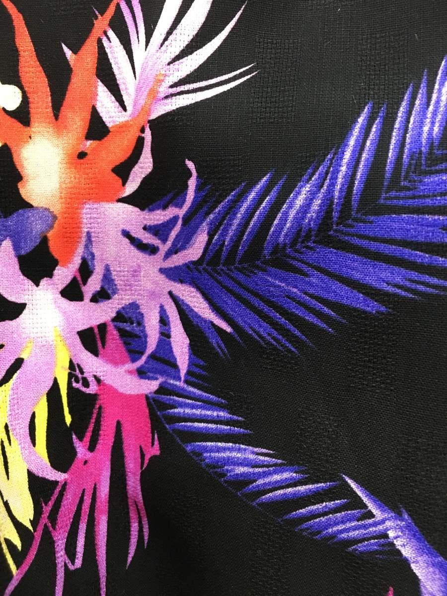 Rady(レディー)花柄浴衣セット 黒/紫 レディース 新品 F [委託倉庫から出荷]