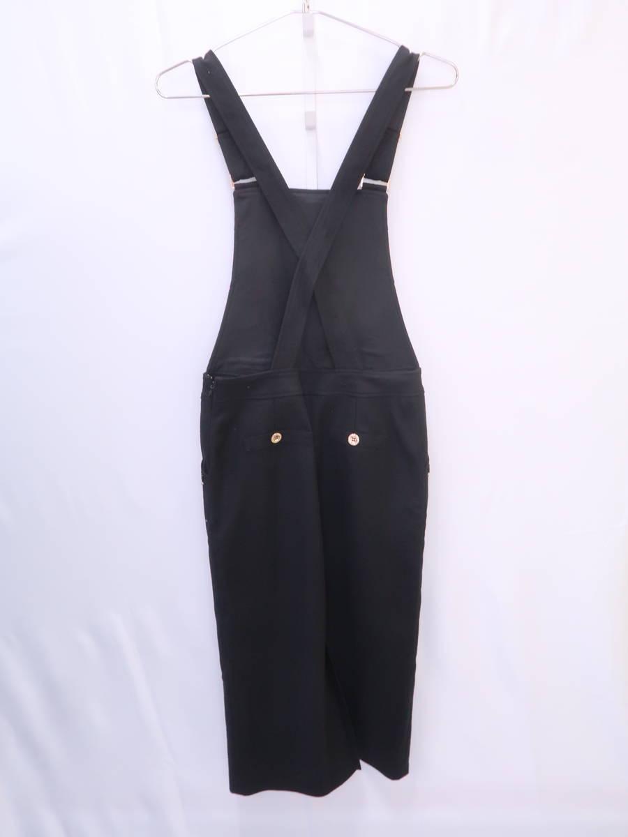 Rady(レディー)ビジューロングサロペットスカート 黒 レディース Aランク S [委託倉庫から出荷]