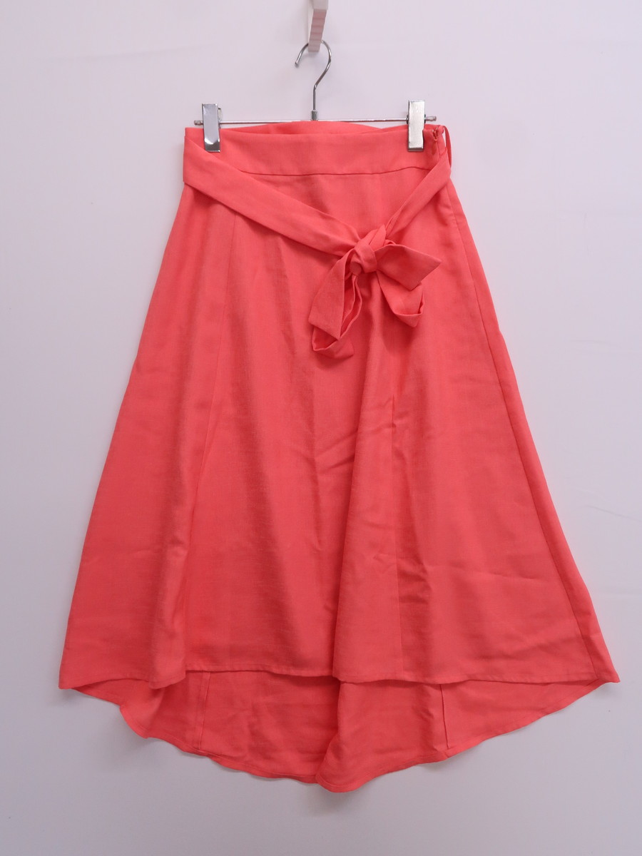 Rady(レディー)リゾートスカート オレンジ レディース Aランク F [委託倉庫から出荷]
