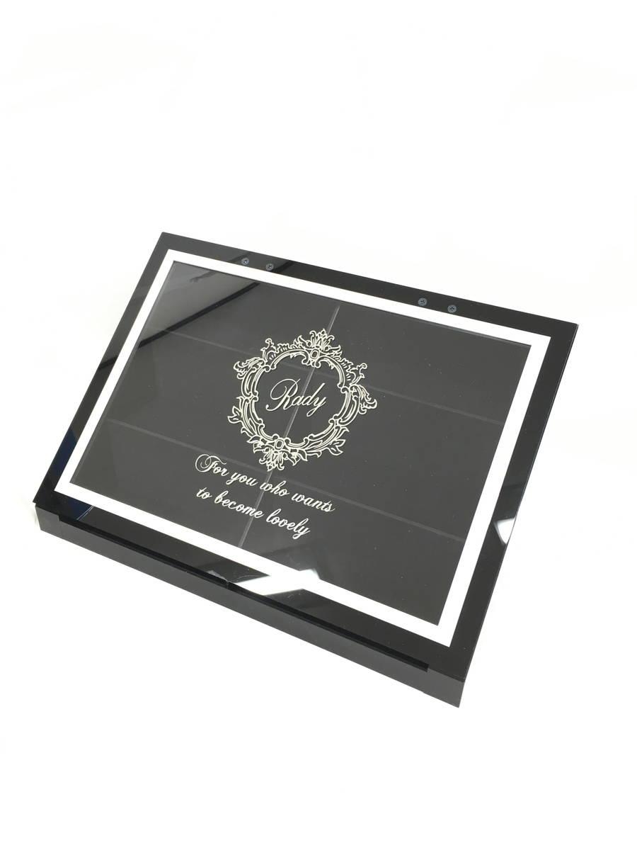 Rady(レディー)サングラスケース 黒/白 レディース 新品 [委託倉庫から出荷]
