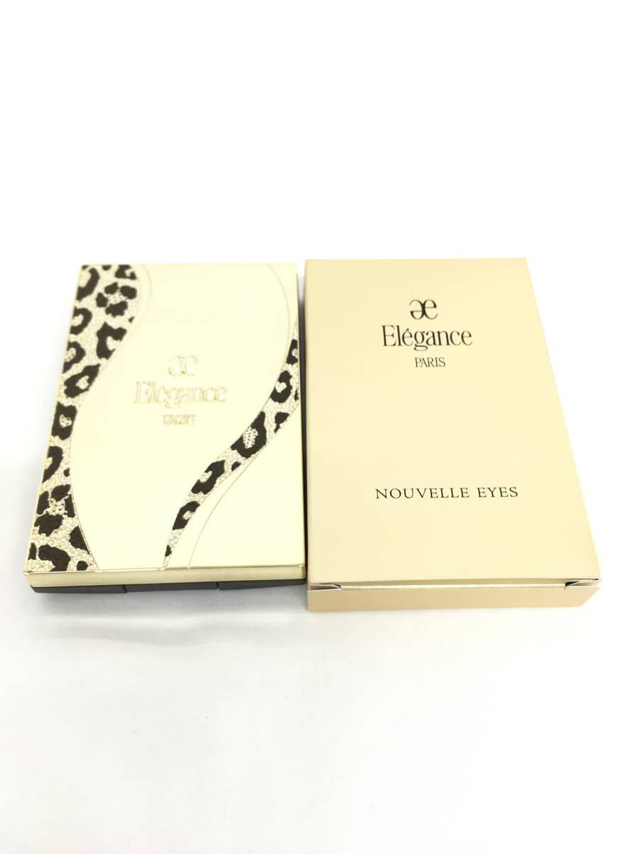 Elegance(エレガンス)ヌーヴェルアイズ #109 限定カラー 茶/ピンク レディース Aランク 4.9g [委託倉庫から出荷]