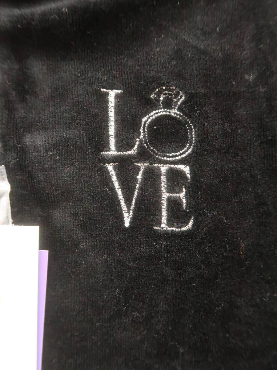 Rady(レディー)LOVEリングセットアップ 長袖 黒 レディース 新品 M