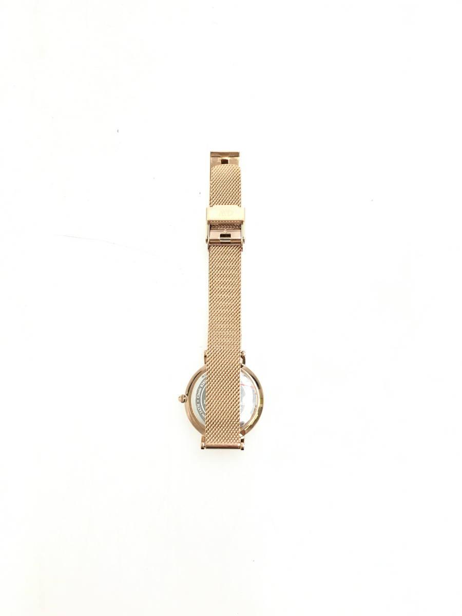 Daniel Wellington(ダニエルウェリントン)クラシックペティットメルローズ腕時計 ゴールド レディース Aランク [委託倉庫から出荷]