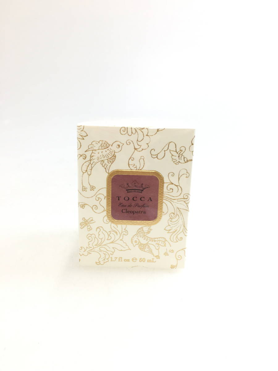 tocco (トッコ)オードパルファムクレオパトラの香り  レディース 新品 50ml [委託倉庫から出荷]