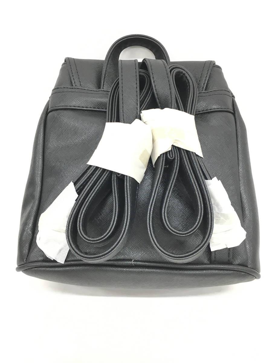 CECIL McBEE(セシルマクビー)ミニリュック 黒 レディース 新品 [委託倉庫から出荷]