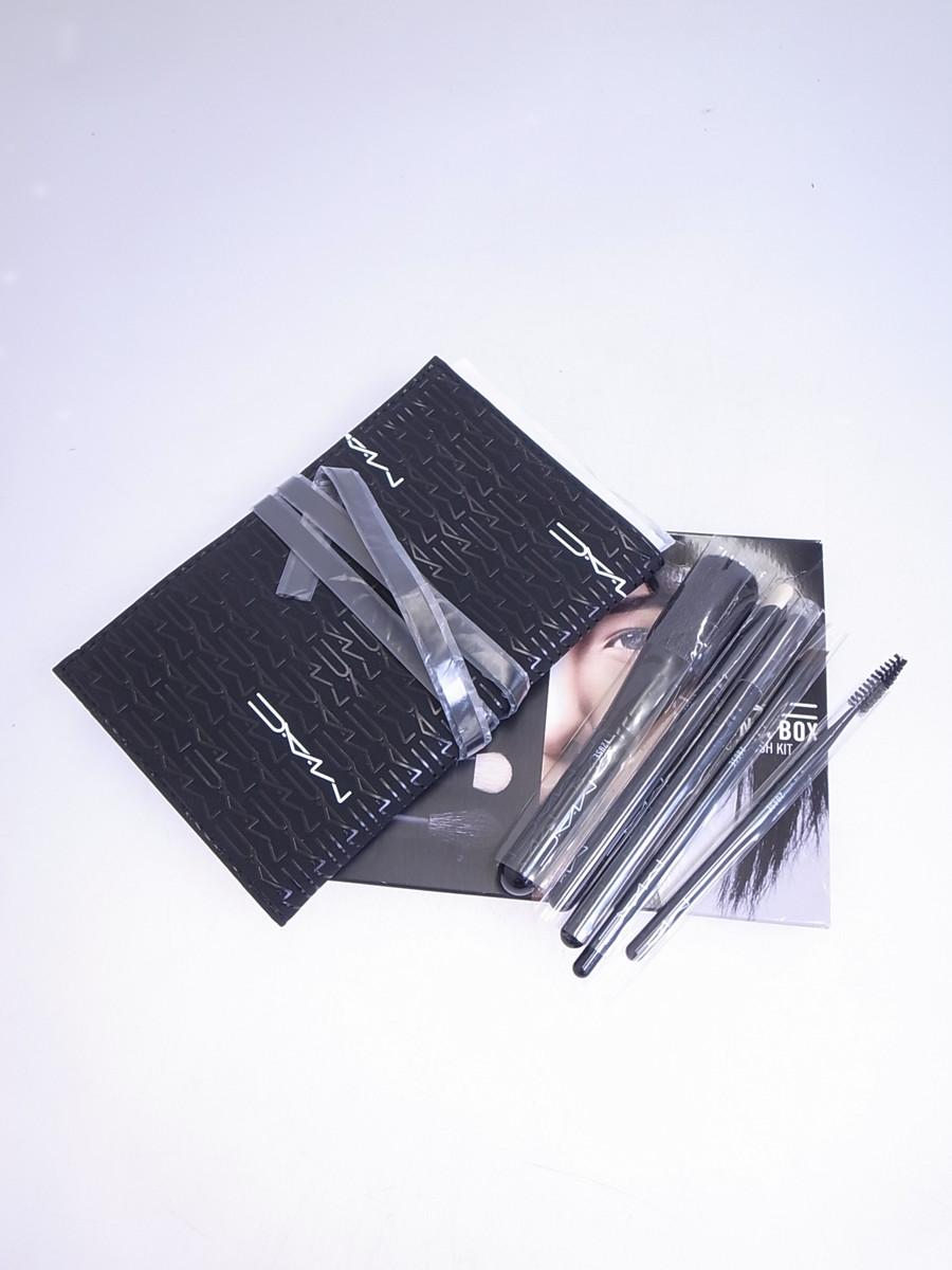 M.A.C(マック)BASIC BRUSH KIT 黒 レディース Sランク [委託倉庫から出荷]