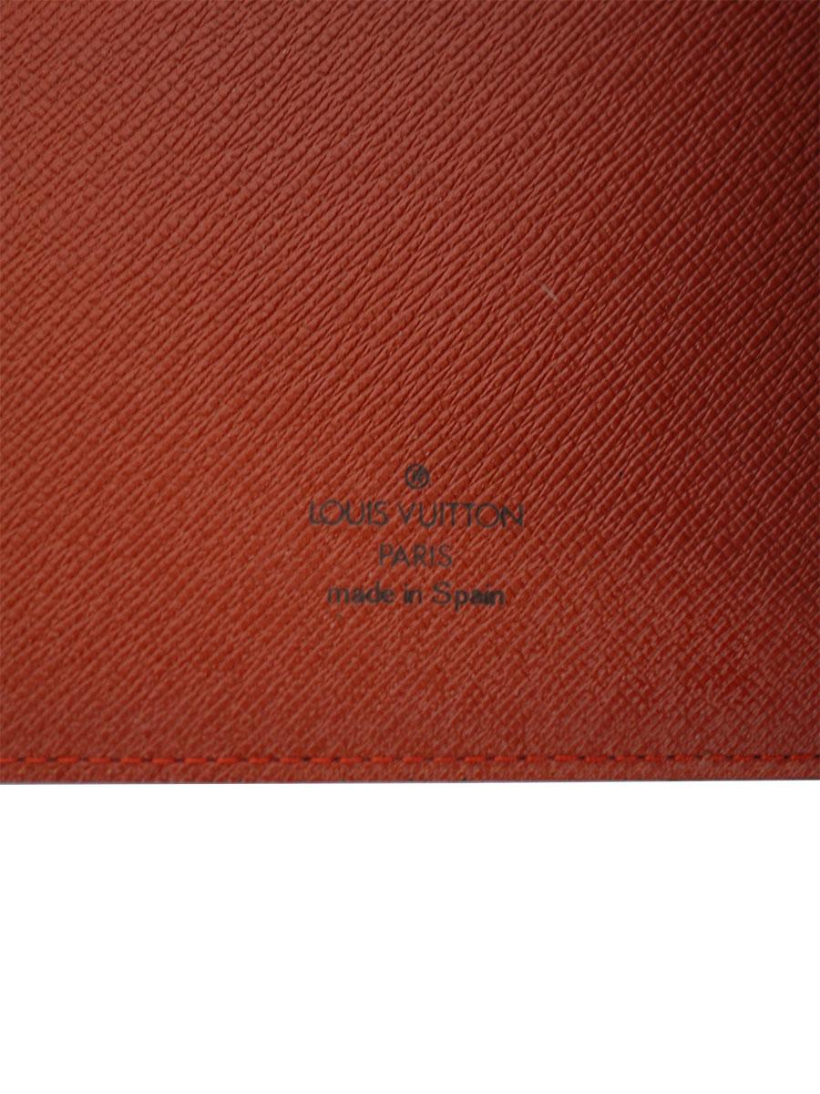 【送料無料】LOUIS VUITTON(ルイヴィトン)20周年限定 ダミエ DVDケース 茶 レディース Aランク [当店倉庫から出荷]