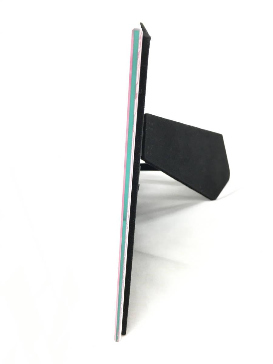 EmiriaWiz(エミリアウィズ)フォトフレーム ピンク/黒 レディース Sランク [委託倉庫から出荷]