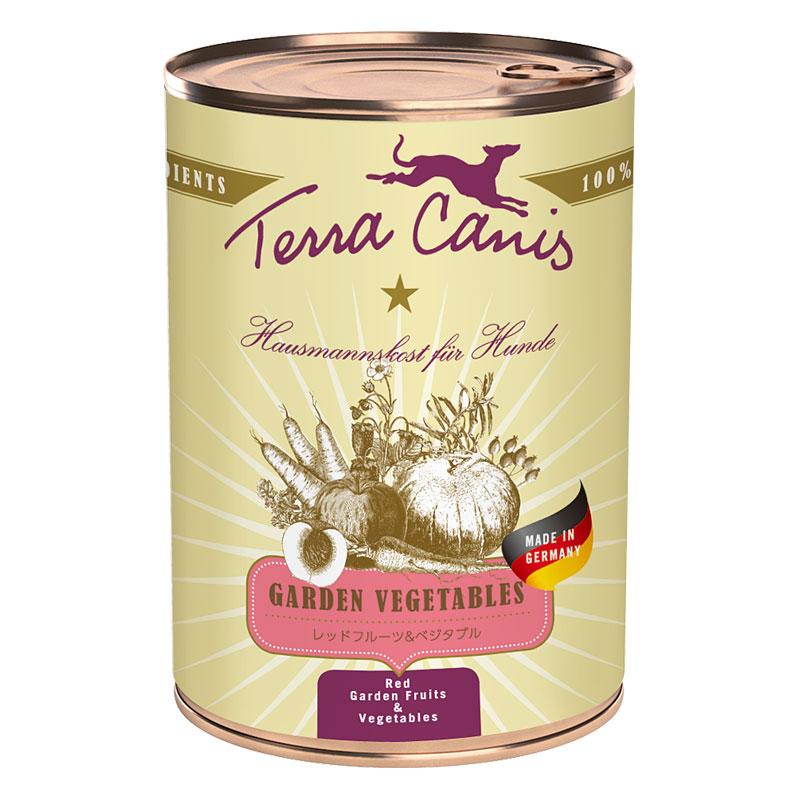 テラカニス ガーデンベジタブルレッドフルーツ&ベジタブル缶