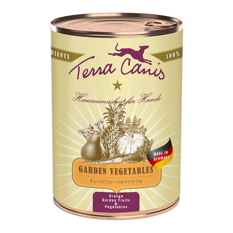 テラカニス ガーデンベジタブルオレンジフルーツ&ベジタブル缶