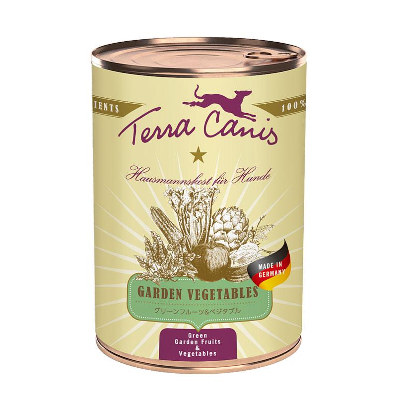 テラカニス ガーデンベジタブルグリーンフルーツ&ベジタブル缶