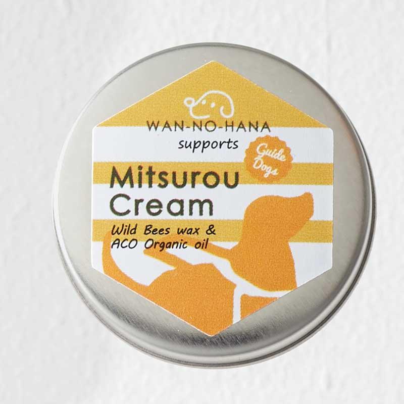 【定期購入】わんのはな ミツロウクリーム
