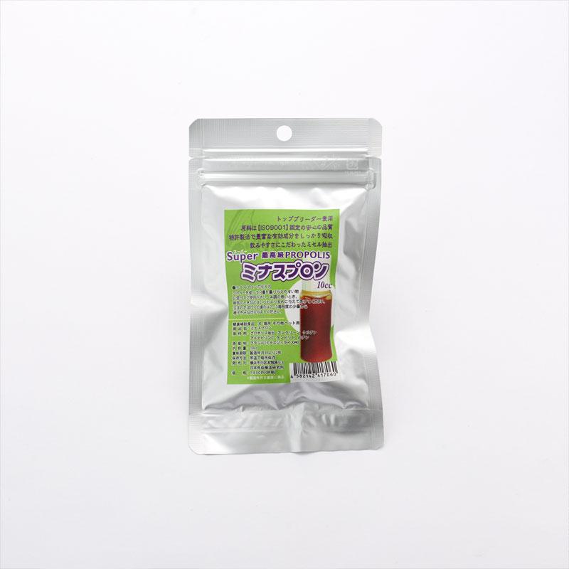 【定期購入】minas PRONペット用 高濃度プロポリス