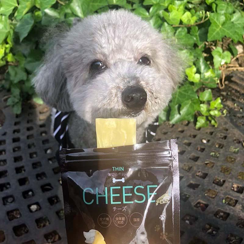 わんのはな 薄切りパリッとチーズ
