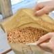 100%ひのきからつくった天然由来の猫砂