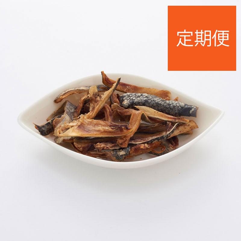 【定期購入】わんのはな 焼津漁港水揚げマグロ皮細切りカット