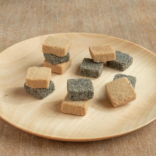 米粉のクッキー・玄米&ごま【グルテンフリー】