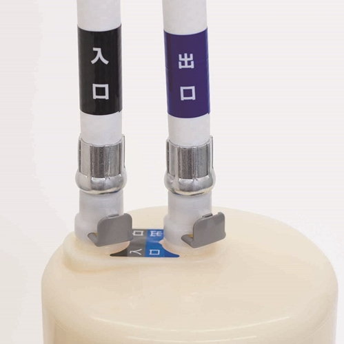 【7%OFF】浄水器アクアホーム(専用水栓型)【直送・送料無料】