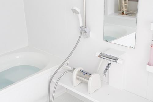 【10%OFF】アクアセンチュリーレインボー(お風呂用浄水器)【直送・送料無料】