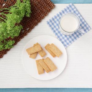 マクロビオティッククッキー 豆乳ココナッツ