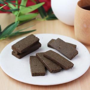 マクロビオティッククッキー 豆乳ほうじ茶