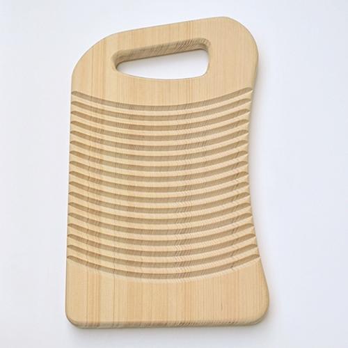 国産ひのきの洗濯板【2サイズあり】