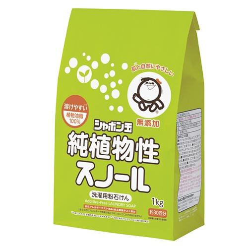 シャボン玉 純植物性スノール
