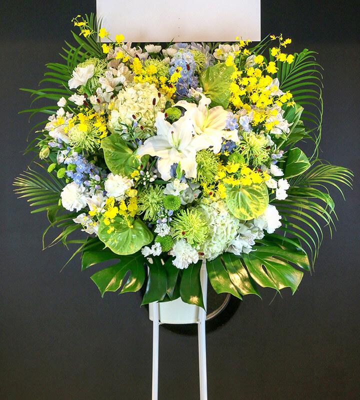 スタンド花1段【S01-008】