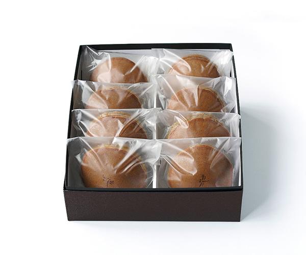 まるごとマロングラッセどら焼き 8個入 【冷凍商品】
