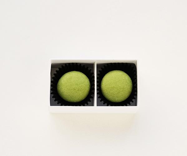 【Web限定】甘酒抹茶トリュフ 2個入