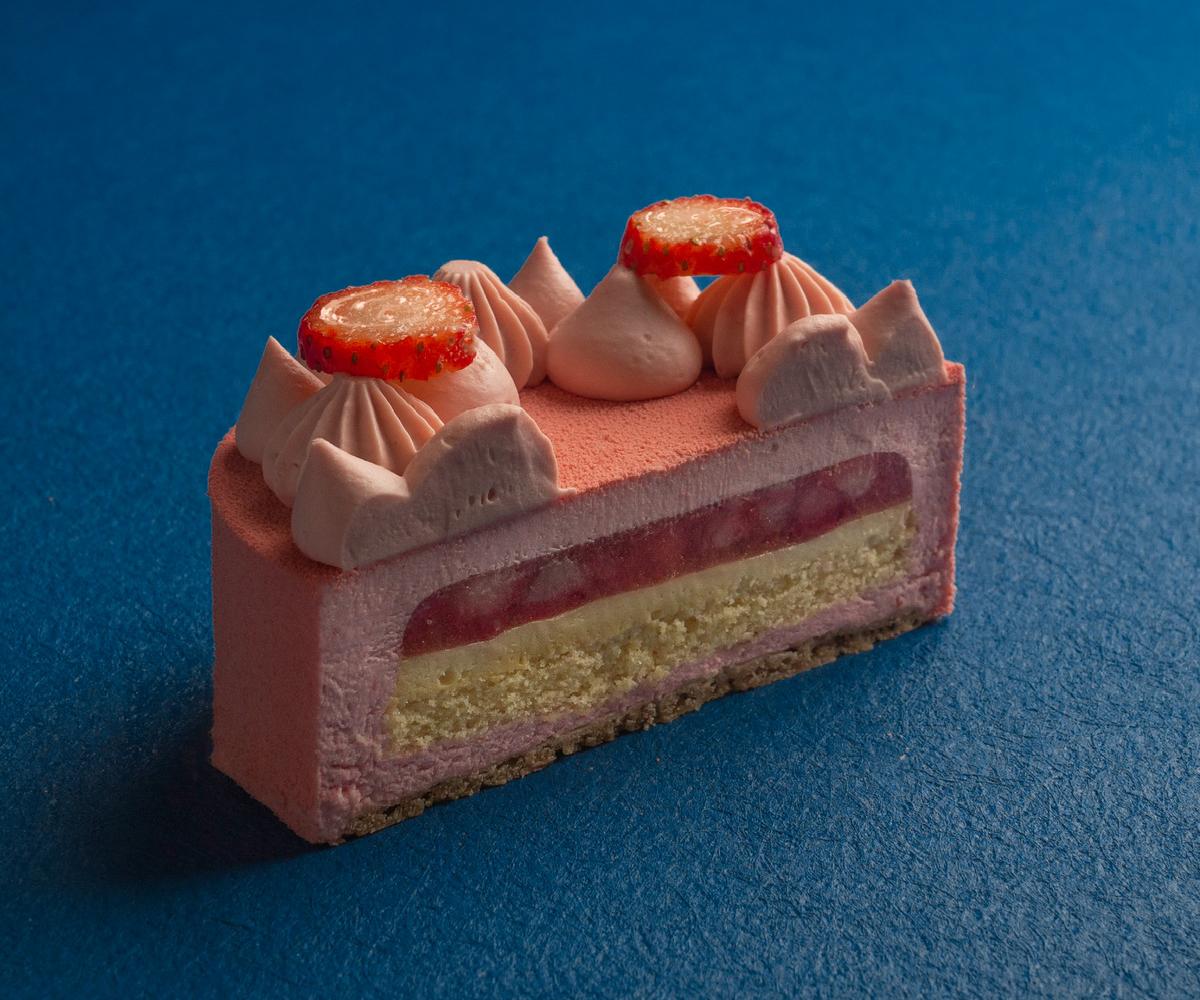 【母の日限定】ハハノヒケーキ 【冷凍商品】